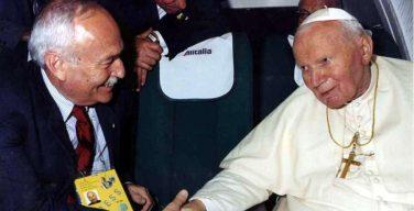 В Риме скончался журналист Алексей Букалов, входивший в «папский пул» и много лет писавший о Ватикане
