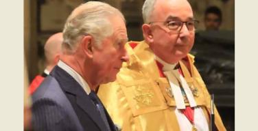 Принц Чарльз принял участие в молитве о гонимых христианах Ближнего Востока
