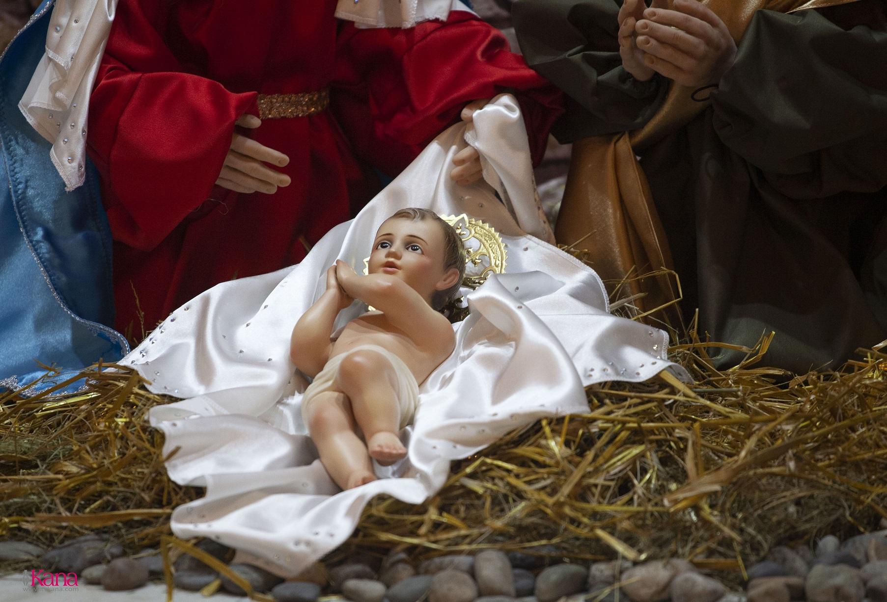 Аномальные морозы не помешали католикам сибирской столицы встретить Христово Рождество
