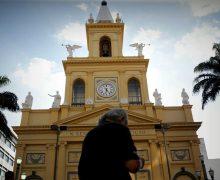 Папа скорбит о жертвах стрельбы в соборе города Кампинас