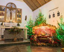 Преображенская епархия празднует Рождество Христово (ФОТО)