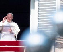 Слово Папы Франциска перед чтением молитвы «Ангел Господень» в 4-е воскресенье Адвента. 23 декабря 2018 г., площадь Св. Петра