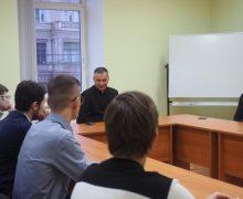 В католической семинарии в Санкт-Петербурге прошли реколлекции для чувствующих призвание