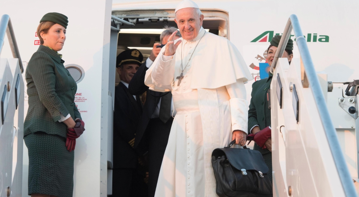 Папа посетит Болгарию и Македонию