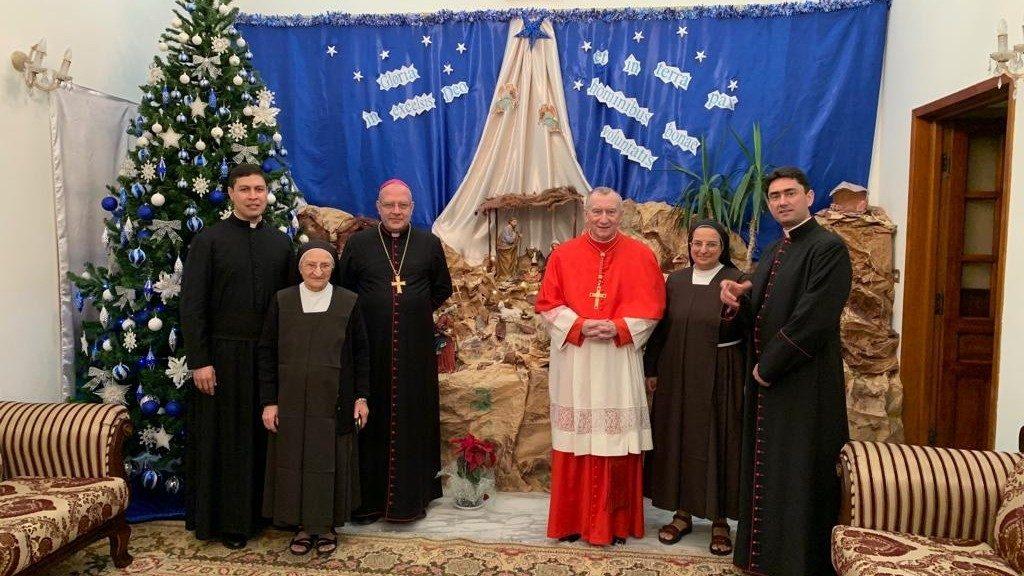 Кардинал Паролин – иракцам: освещайте тьму страха