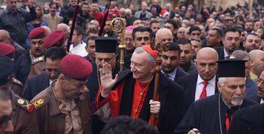 Кард. Паролин в своей рождественской проповеди призвал христиан Ирака к прощению и примирению