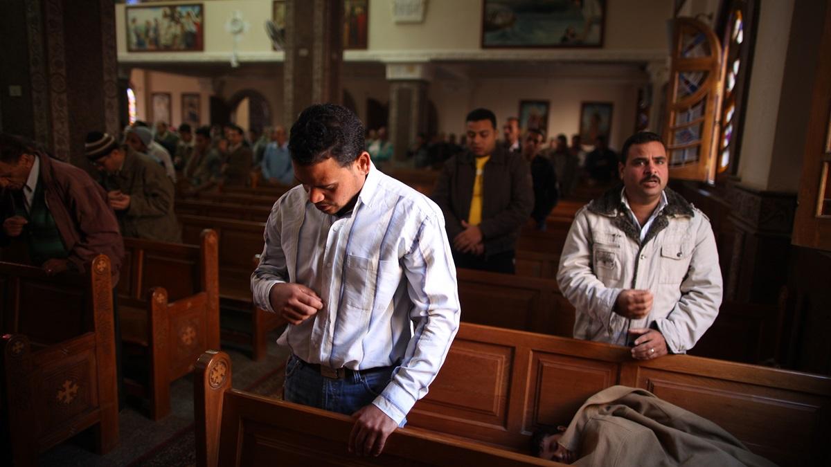 Египетское правительство восстановит более 500 церквей — СМИ