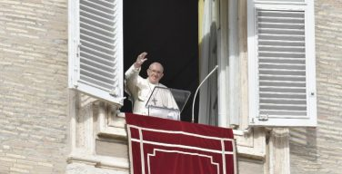 Слово Папы Франциска перед чтением молитвы «Ангел Господень» в 3-е воскресенье Адвента. 16 декабря 2018 г., площадь Св. Петра