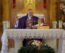 Визит епископа Кирилла Климовича в приход Рождества Христова в Магадане (+ ФОТО)