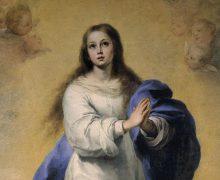 9 декабря. Непорочное Зачатие Пресвятой Девы Марии. Торжество