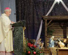 Апостольский нунций в России возглавил Рождественскую Мессу в Кафедральном соборе в Москве (+ ФОТО)
