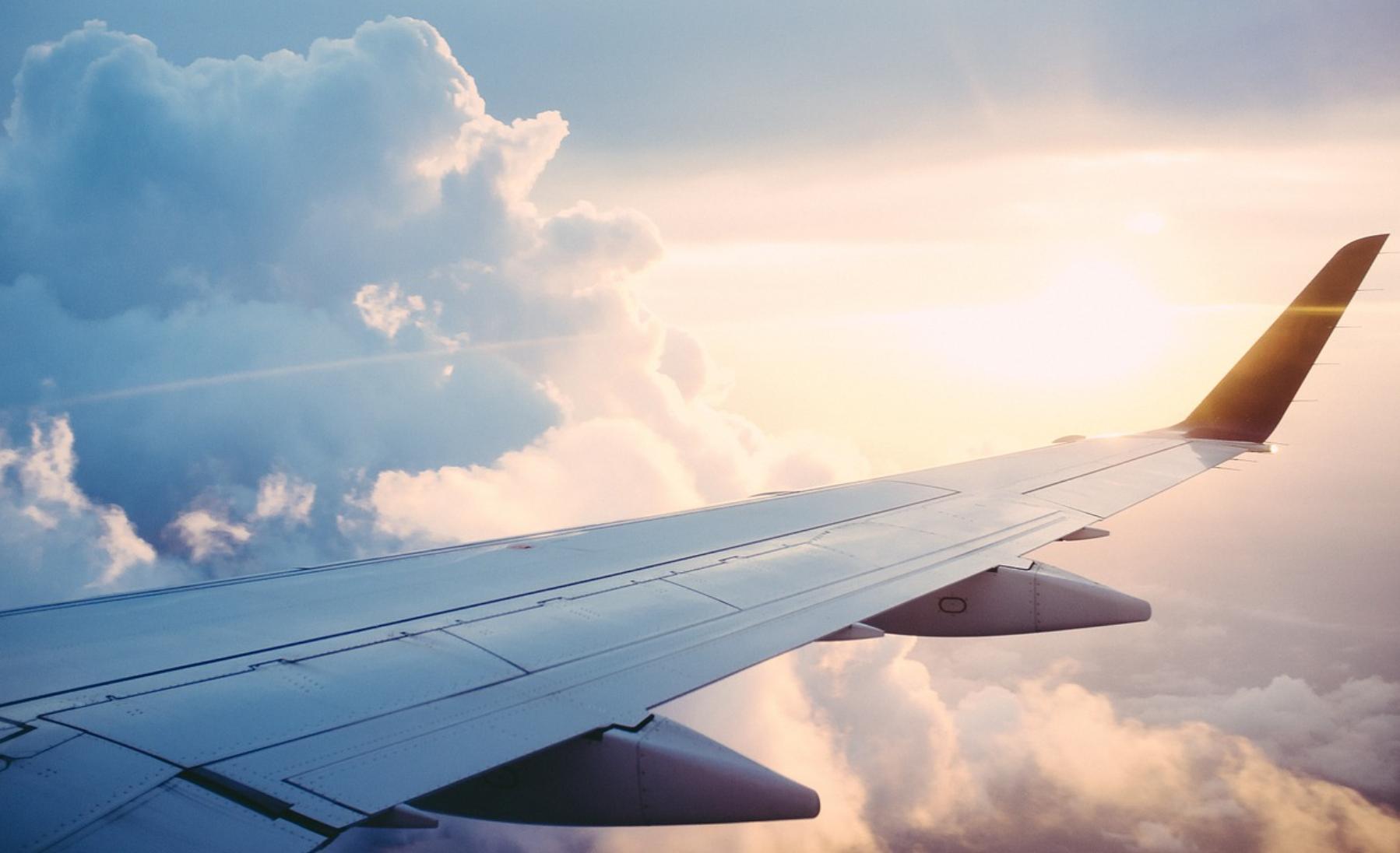 В США начинает работу первая в мире христианская служба авиаперевозок