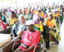 Орден капуцинов создал в Анголе поселок для пожилых людей