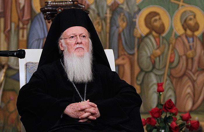 Вселенский Патриарх поздравит Украинскую Церковь с Рождеством томосом об автокефалии. Его должны вручить 6 января