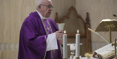 Папа: нет духовному пессимизму, утешение – обычное состояние христианина