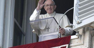 Слово Папы Франциска перед чтением молитвы «Ангел Господень» в праздник Святого Семейства. 30 декабря 2018 г., площадь Св. Петра