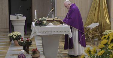 Папа: Благовещение в корне меняет историю человечества