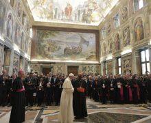 Папа: для борьбы с наркоманией необходимо утвердить «Евангелие милосердия»