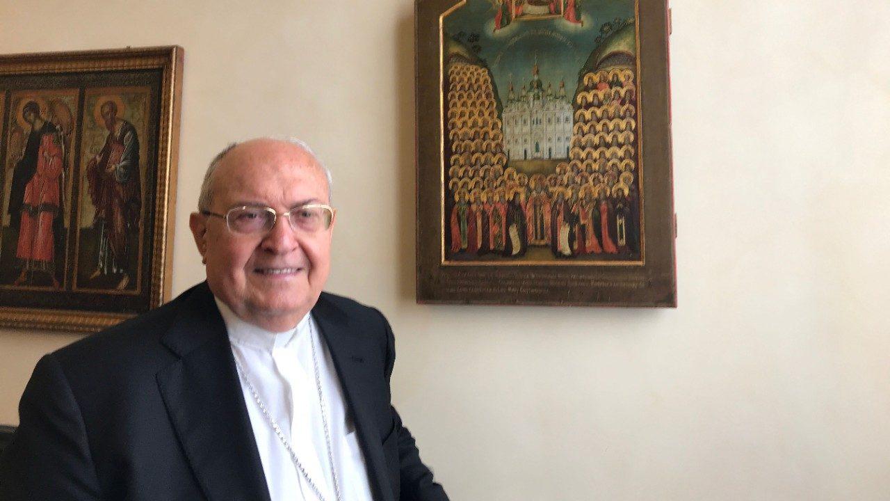 «Католический Восток» на Магистерской вилле