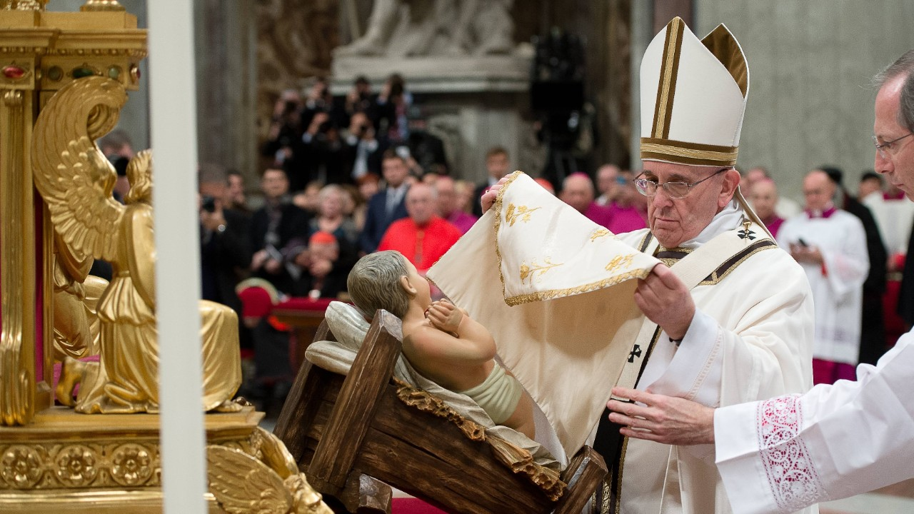 Папа: в «доме хлеба» Господь назначает встречу человечеству (+ ФОТО)