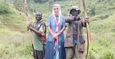Швейцарская монахиня удостоена Веймарской премии в области прав человека