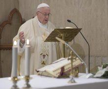 Папа Франциск о трёх измерениях Адвента