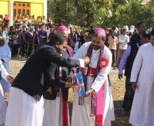 В индийском штате Аруначал Прадеш открыт крупнейший католический храм региона