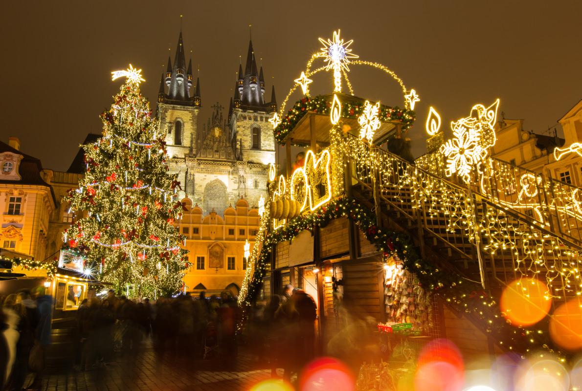 Жители многих стран мира встретили Рождество Христово