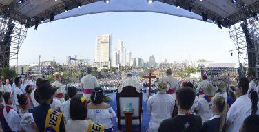 Папа во время Крестного пути в Панаме: сегодняшняя Голгофа Иисуса – безразличие общества (+ ВИДЕО)
