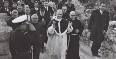 Исполнилось 55 лет историческому визиту Папы Павла VI в Святую Землю