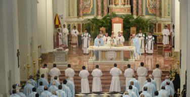 Папа – панамскому духовенству и мирянам: не теряйте надежды (+ ФОТО)