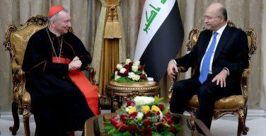Соображения безопасности пока не позволяют Папе посетить Ирак – кардинал Паролин