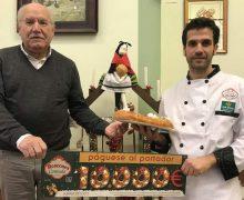 В Испании семья нашла в «пироге волхвов» чек на €10 тысяч
