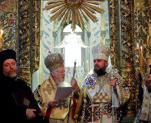 Патриарх Варфоломей вручил Томос предстоятелю Православной Церкви Украины