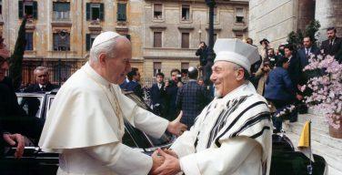 Годовщина принятия документа Nostra Aetate, инициировавшего диалог католиков с иудеями