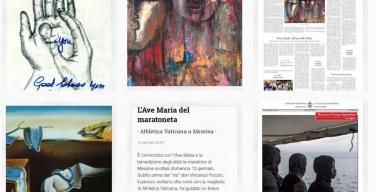 Газета Ватикана теперь официально присутствует в Инстаграм