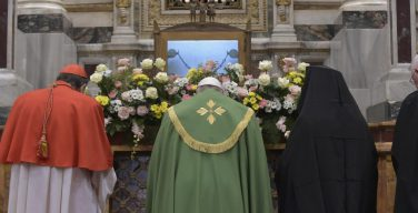 Папа Франциск открыл Неделю молитв о единстве христиан (ФОТО + ВИДЕО)