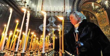 Русская идентичность не нуждается в вере? Главные православные богослужения посещают лишь 2% граждан