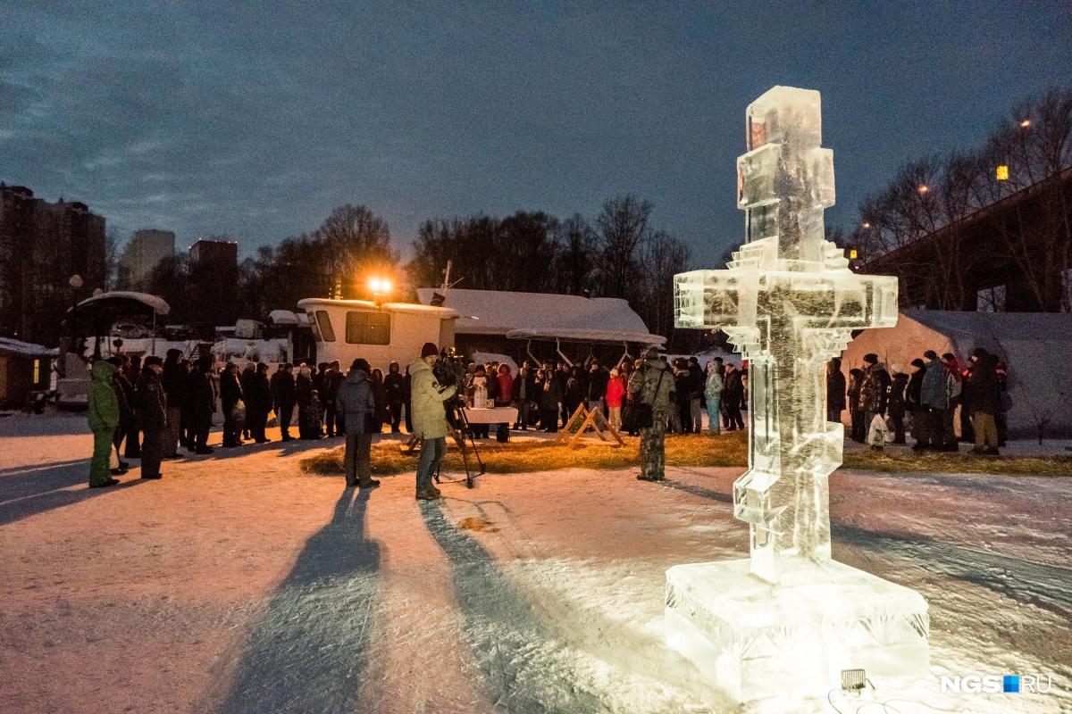 В крещенских мероприятиях в России приняли участие более 2,4 млн. человек