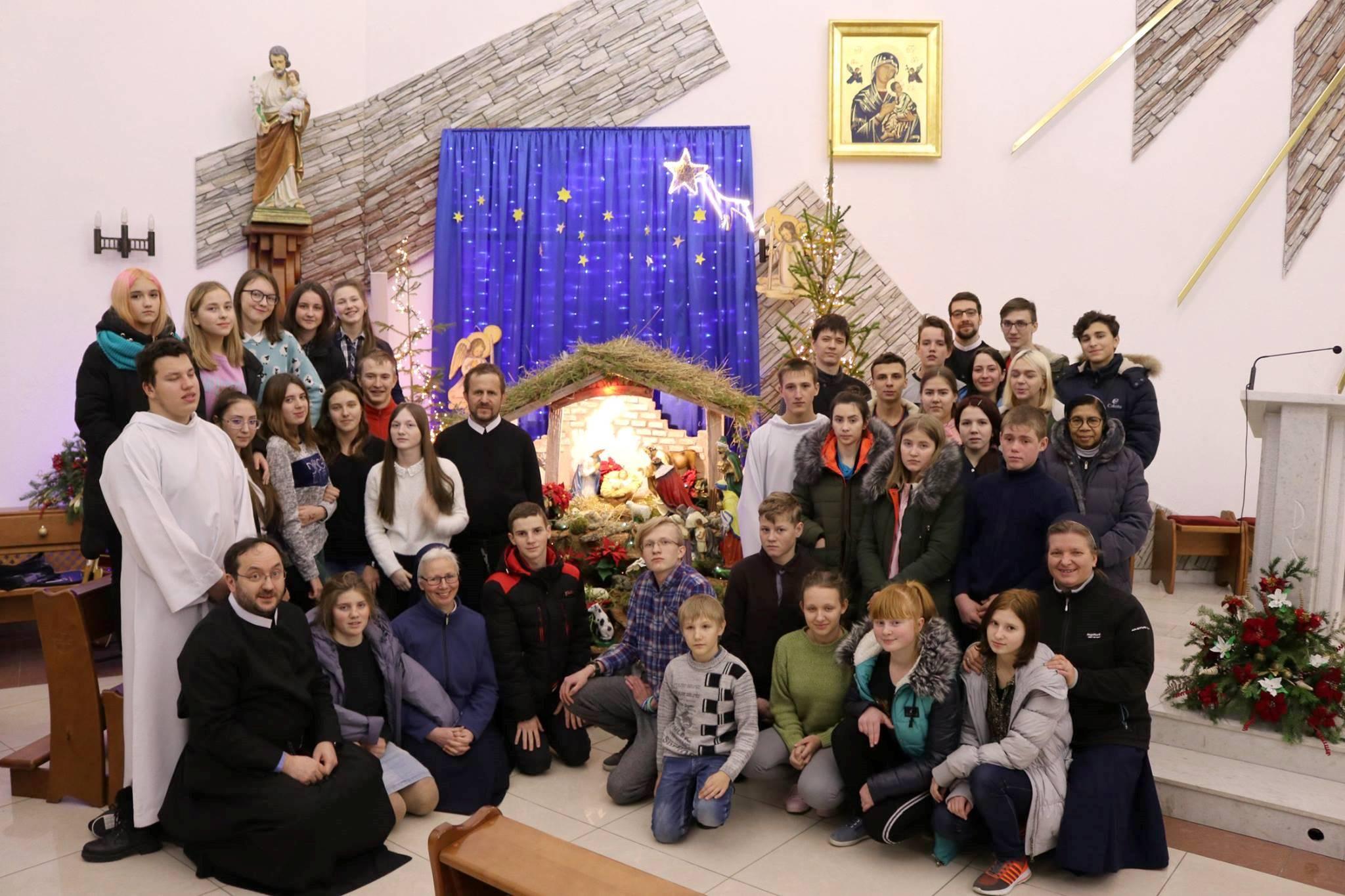 Молодежная новогодняя встреча в столице Кузбасса (+ ФОТО)