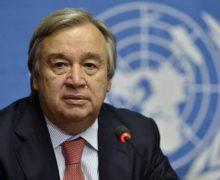 Генсек ООН благодарил Армянскую Церковь за мирный диалог в Южно-Кавказском регионе