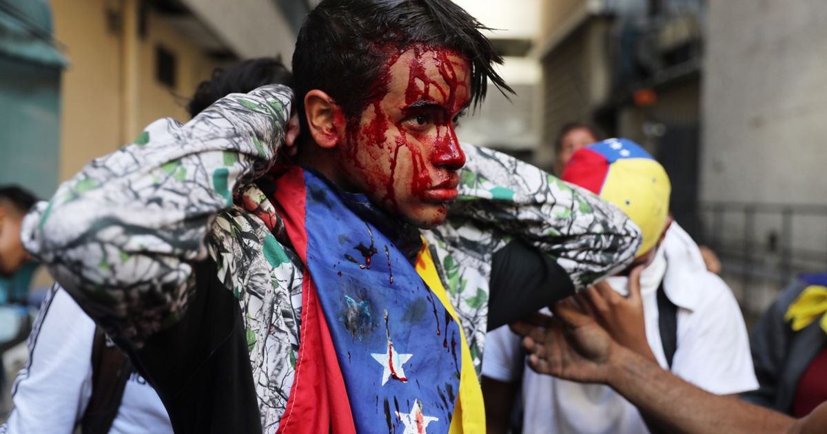 Венесуэльские епископы призвали всех помолиться за страну