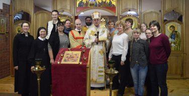 Новосибирские греко-католики встретили Рождество Христово (+ ФОТО)