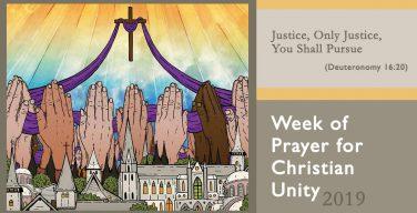 Материалы для «Недели молитв о единстве христиан» и на протяжении всего 2019 года