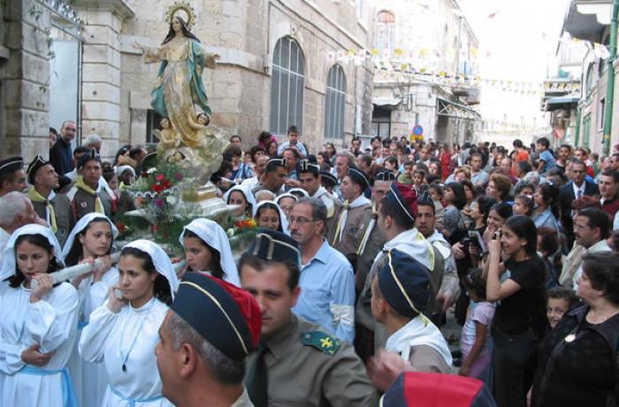 Численность христиан в Израиле растет, но лишь благодаря иммиграции