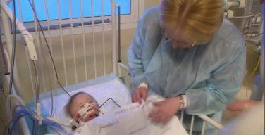 Спасенный в Магнитогорске младенец начал дышать самостоятельно