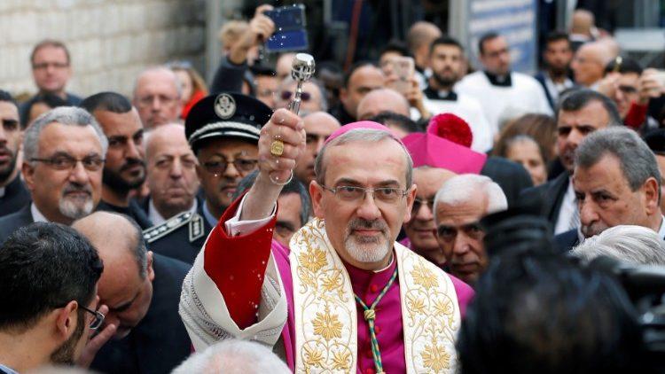 Предстоятель Католической Церкви в Святой Земле призвал к защите мира