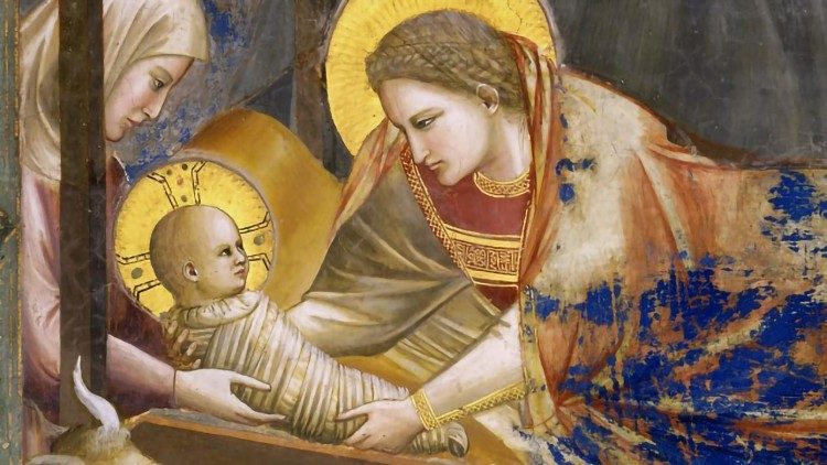 Папа Франциск поздравил восточных христиан с Рождеством Христовым