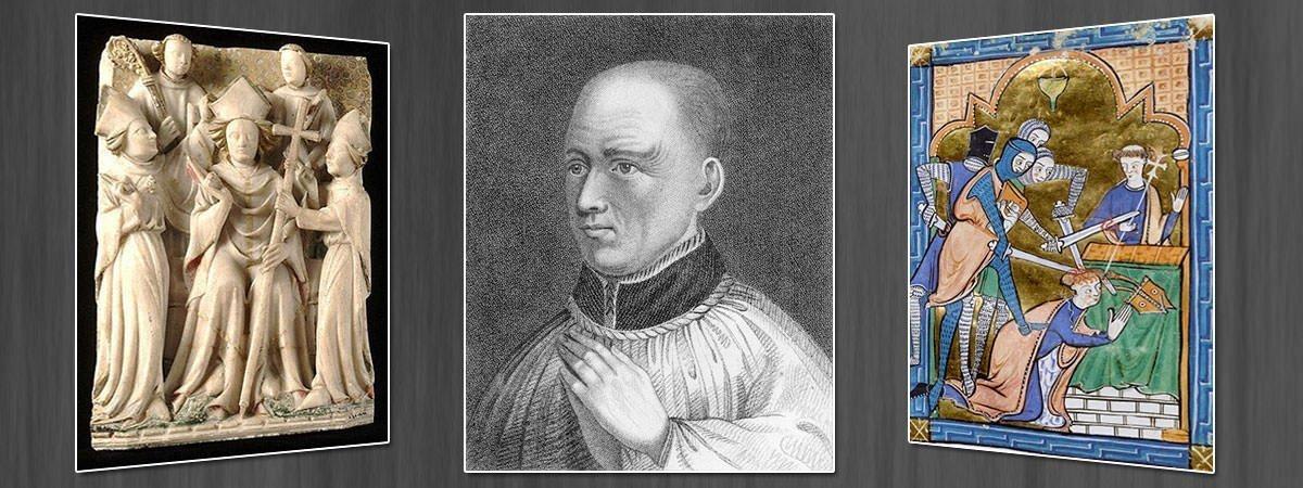Ватикан может передать Англии облачение, в котором 8,5 веков назад был убит Томас Бекет