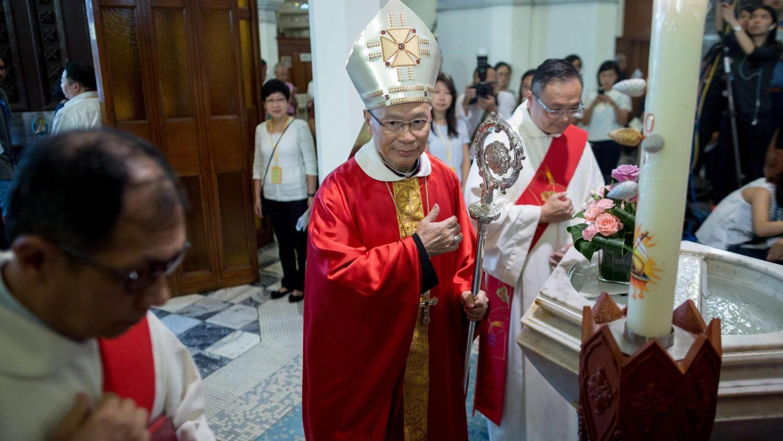 Кончина гонконгского епископа ставит новые вопросы перед Ватиканом и Пекином — СМИ